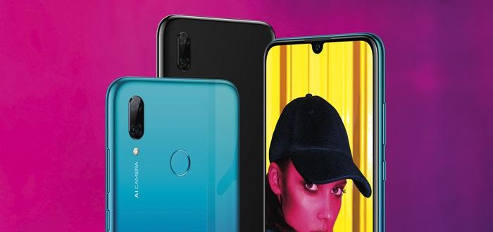 De nieuwe Huawei P Smart 2019